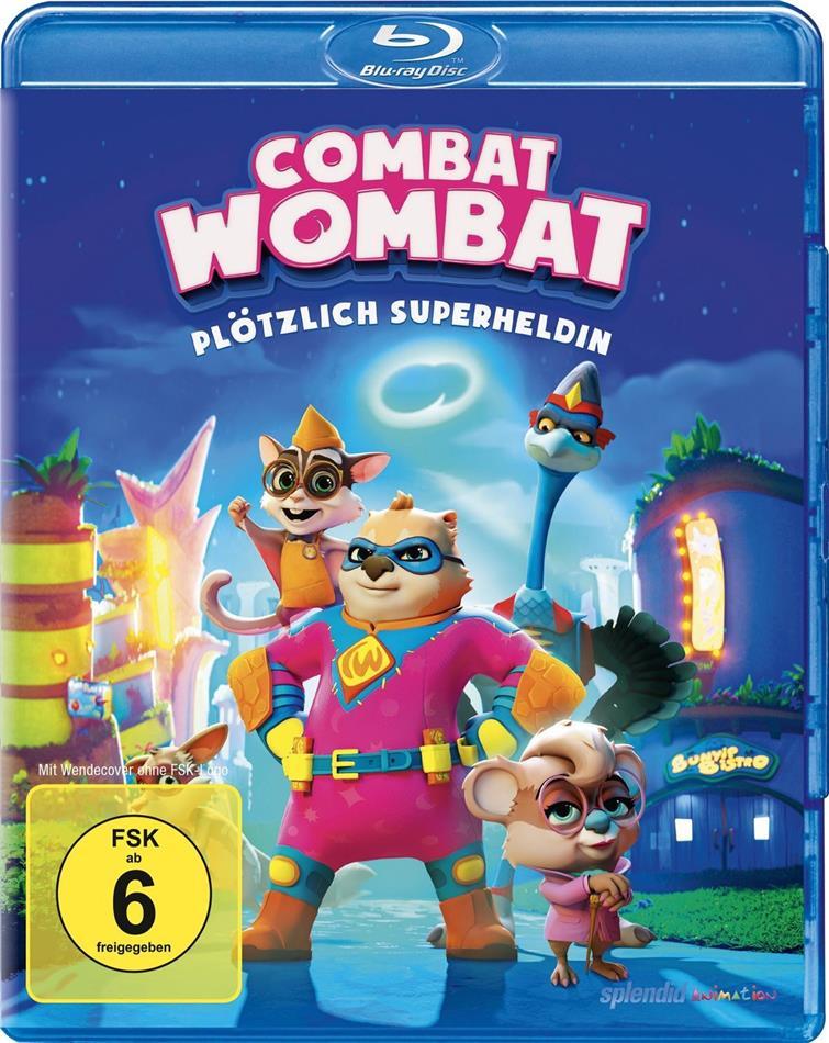 Combat Wombat - Plötzlich Superheldin (2020)