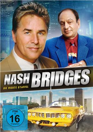 Nash Bridges - Staffel 4 (6 DVDs)