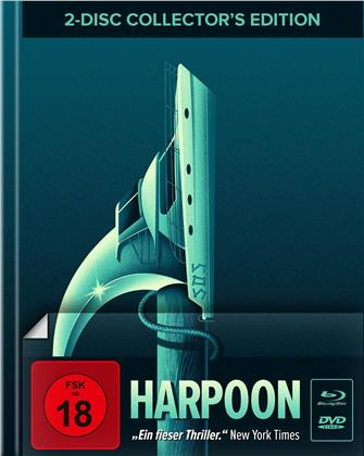 Harpoon (2019) (Cover A, Collector's Edition, Limited Edition, Mediabook, Blu-ray + DVD)