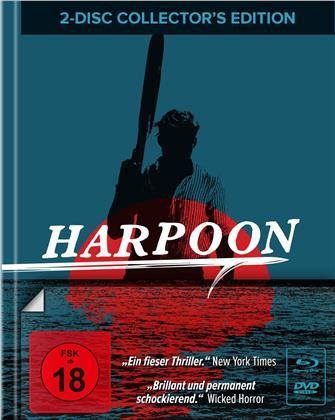Harpoon (2019) (Cover B, Limited Edition, Mediabook, Blu-ray + DVD)