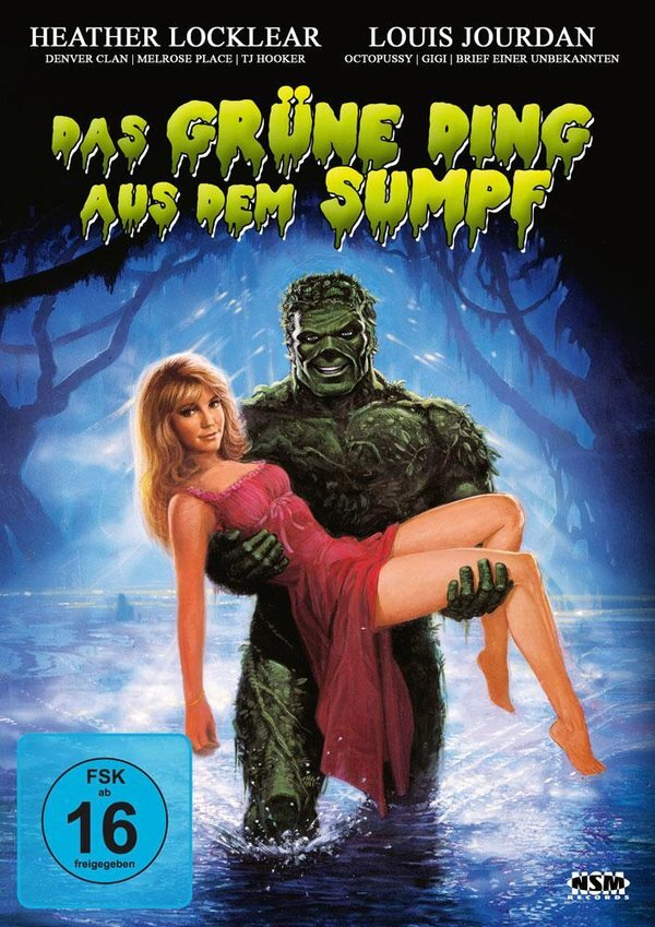 Das grüne Ding aus dem Sumpf (1989)