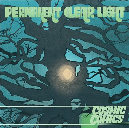Permanent Clear Light - Cosmic Comics (Limited Edition, LP)