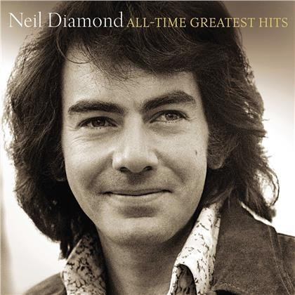 Neil Diamond - All-Time Greatest Hits (2 LPs)