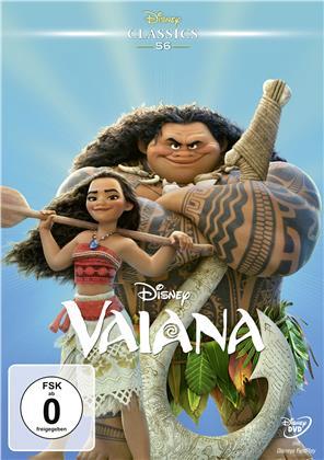 Vaiana (2016) (Disney Classics)