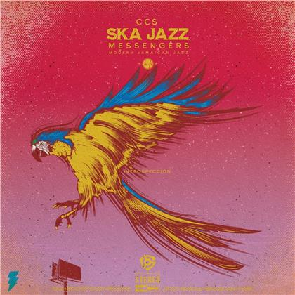 Ska Jazz Messengers - Introspeccion (Colored, LP)