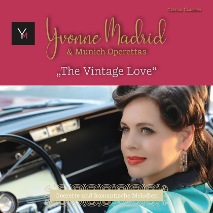 Yvonne Madrid - The Vintage Love