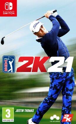 PGA Tour 2K21 (German Edition)