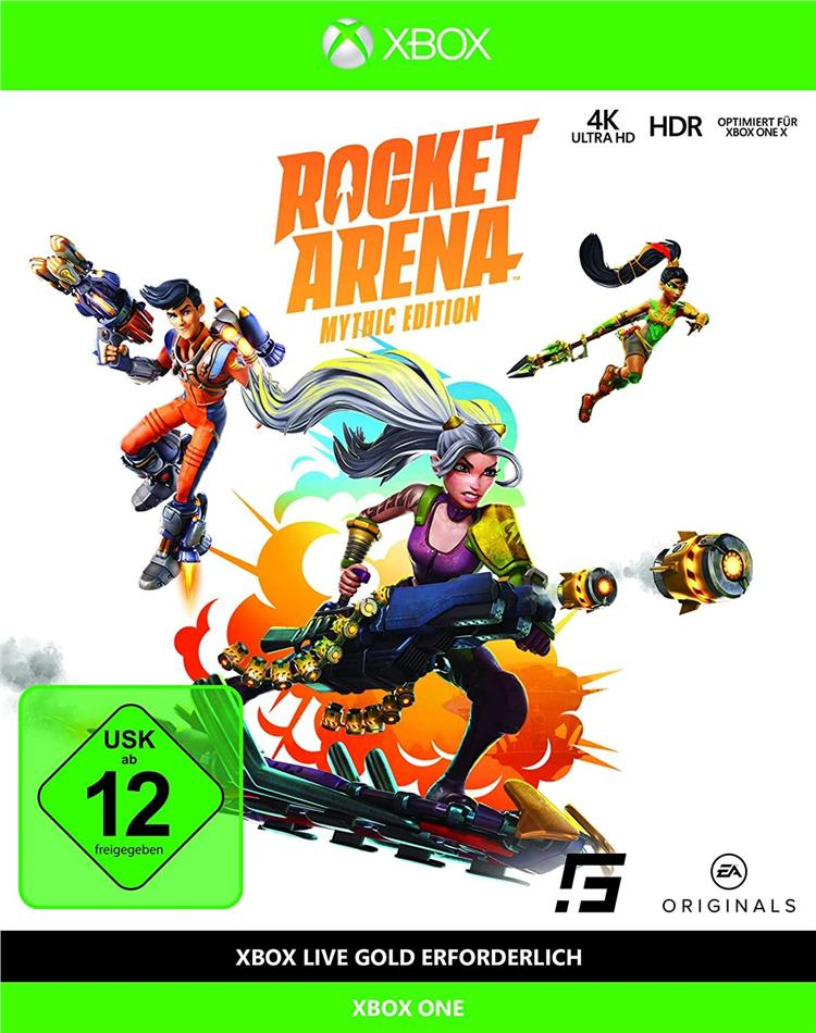Rocket Arena - Mythic Edition (German Edition)