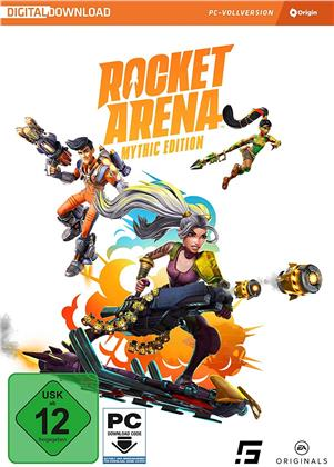 Rocket Arena - Mythic Edition - (Code in a Box) (German Edition)
