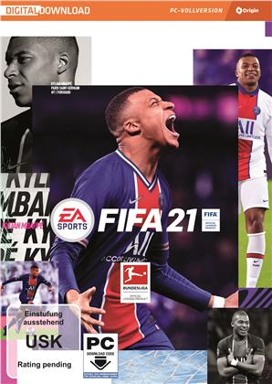 FIFA 21 - (Code in a Box) (German Edition)