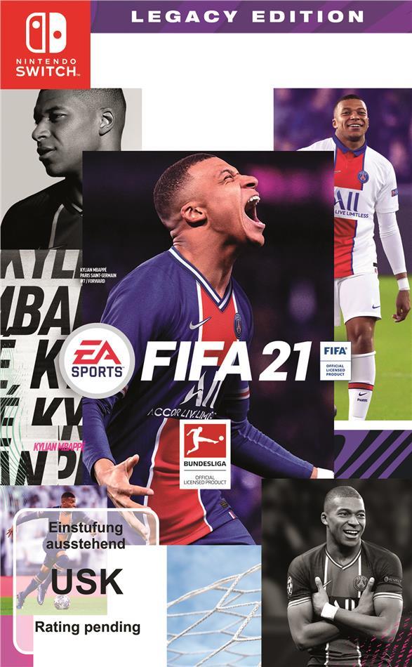 FIFA 21 (German Legacy Edition)