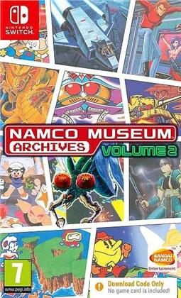 Namco Museum Archives Volume 2 - (Code in a Box)