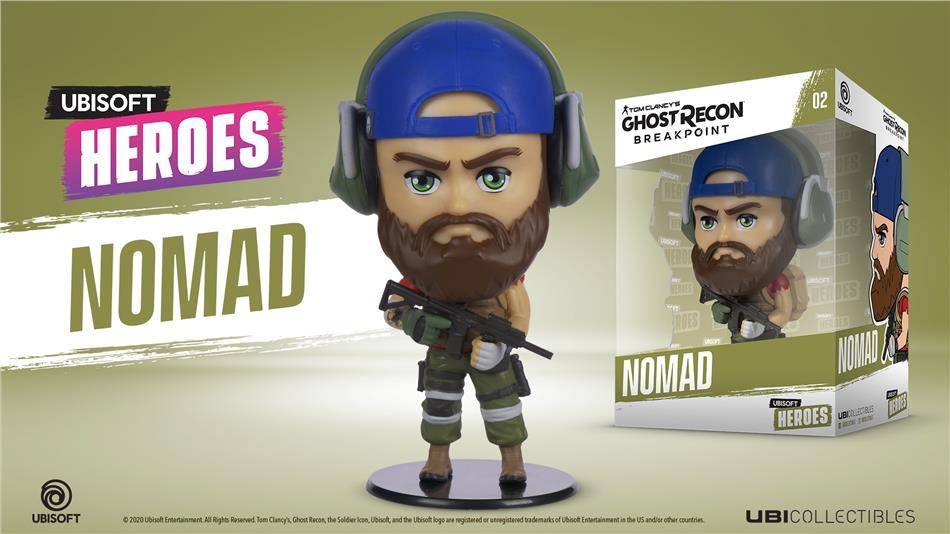 MERC Ubi Heroes Figur Nomad