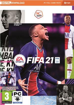 FIFA 21 - (Code in a Box)