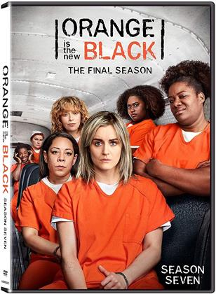 Orange is the new Black - Season 7 (4 DVDs)