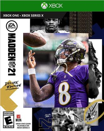Madden NFL 21 (Deluxe Edition)
