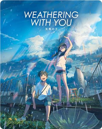 Weathering With You (2019) (Limited Edition, Steelbook)