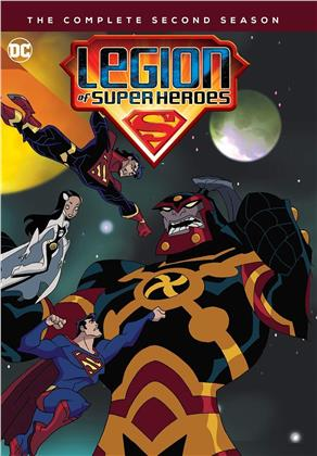 Legion Of Super Heroes - Season 2 (2 DVDs)
