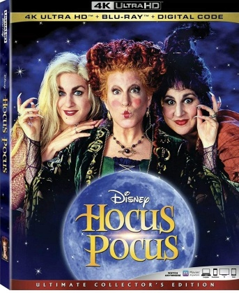 Hocus Pocus (1993) (Ultimate Collector's Edition, 4K Ultra HD + Blu-ray)