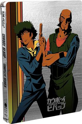 Cowboy Bebop - The Complete Series (Steelbook, 4 Blu-ray)