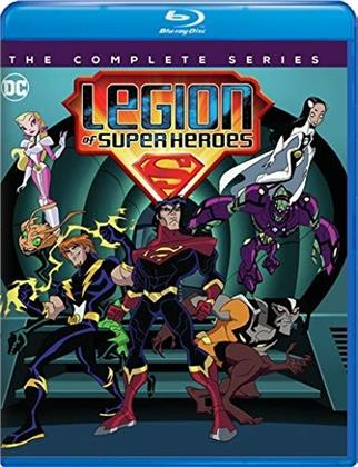 Legion Of Super Heroes - The Complete Series (3 Blu-rays)
