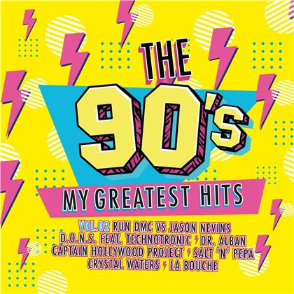 The 90s - My Greatest Hits Vol.2 (2 CDs)