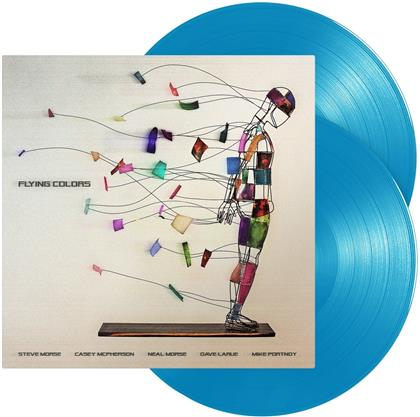 Flying Colors (Portnoy/Morse/Morse) - --- (2020 Reissue, Colored, 2 LPs)