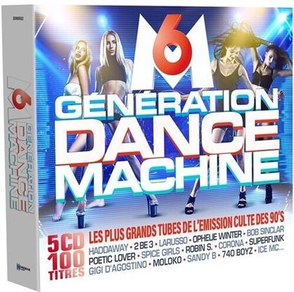 M6 Generation Dance Machine (5 CDs)