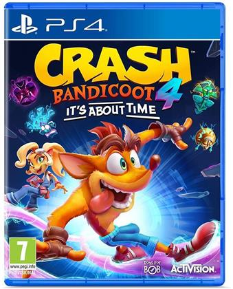 Crash Bandicoot 4 - It`s About Time