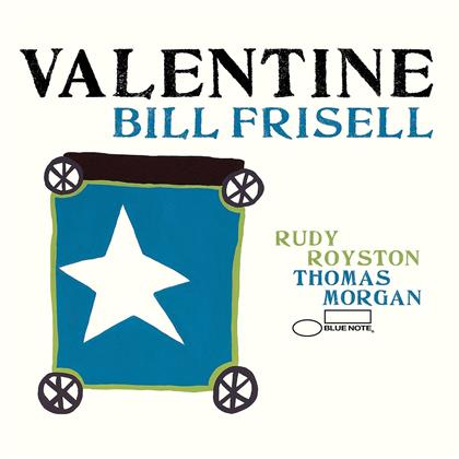 Bill Frisell - Valentine (LP)