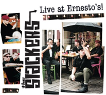 The Slackers - Live At Ernesto's (2020 Reissue, 2 LPs)