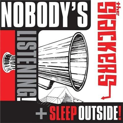 "Slackers - Nobody's Listening (12"" Maxi)"