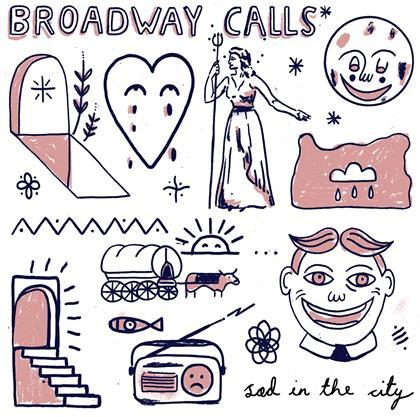 Broadway Calls - Sad In The City (LP)
