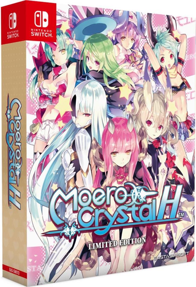 Moero Crystal H (Japan Edition, Édition Limitée)