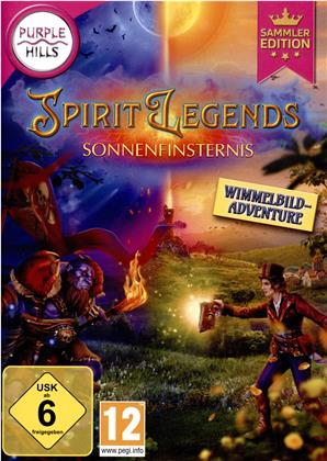 Spirit Legends 2 - Sonnenfinsternis