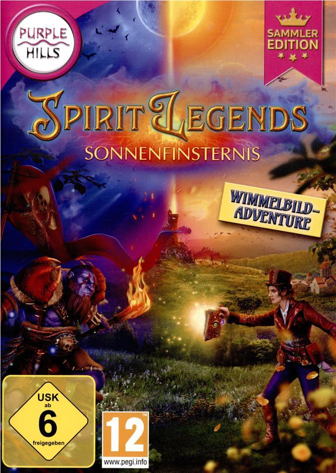 Spirit Legends 2 - Sonnenfinsternis