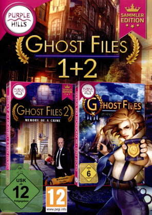 Ghost Files 1+2