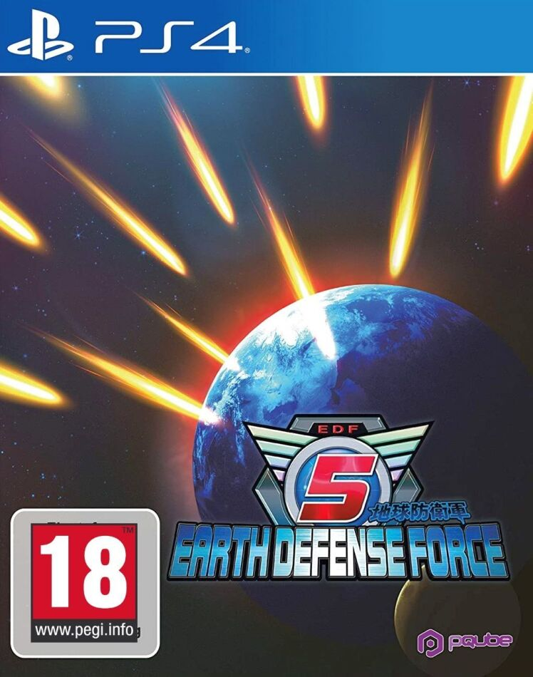 Earth Defence Force 5