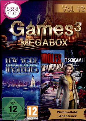 Games 3 Mega Box Vol.13