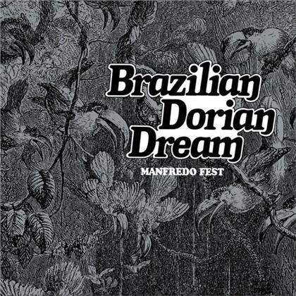 Manfredo Fest - Brazilian Dorian Dream - Papersleeve