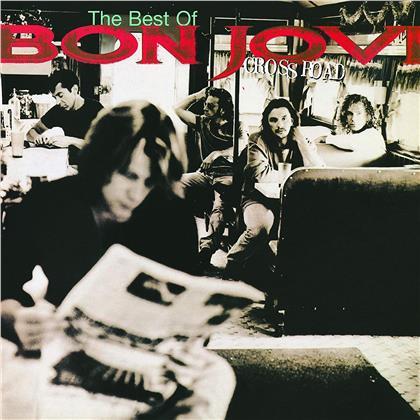 Bon Jovi - Cross Road (2020 Reissue, Island, LP)