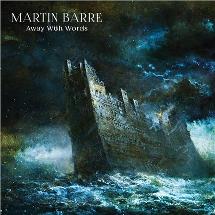 Martin Barre (Jethro Tull) - Away With Words (2020 Reissue, Deluxe Edition, Blue Vinyl, LP)