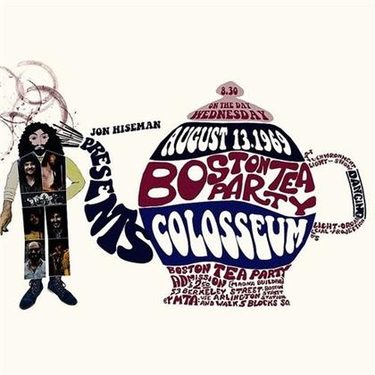 Colosseum - Live At The Boston Tea Party 1969