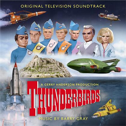 Barry Gray - Thunderbirds - OST