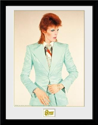 David Bowie - David Bowie Life on Mars Framed Print 30cm x 40cm