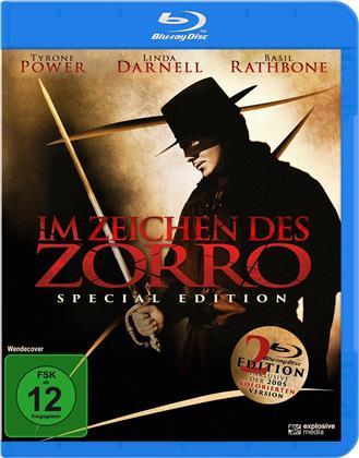 Im Zeichen des Zorro (1940) (Special Edition, 2 Blu-rays)