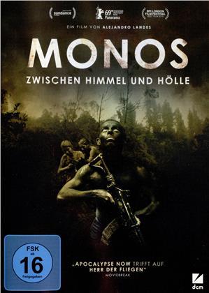 Monos - Zwischen Himmel und Hölle (2019)