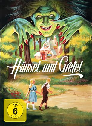 Hänsel und Gretel (1987) (Limited Collector's Edition, Mediabook, Blu-ray + DVD)