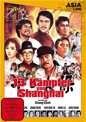 13 Kämpfer von Shanghai (1984) (Asia Line)
