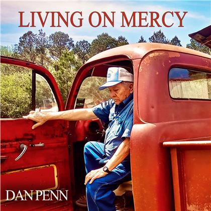 Dan Penn - Living On Mercy (LP)